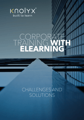 Corporate training with eLearning: benefits